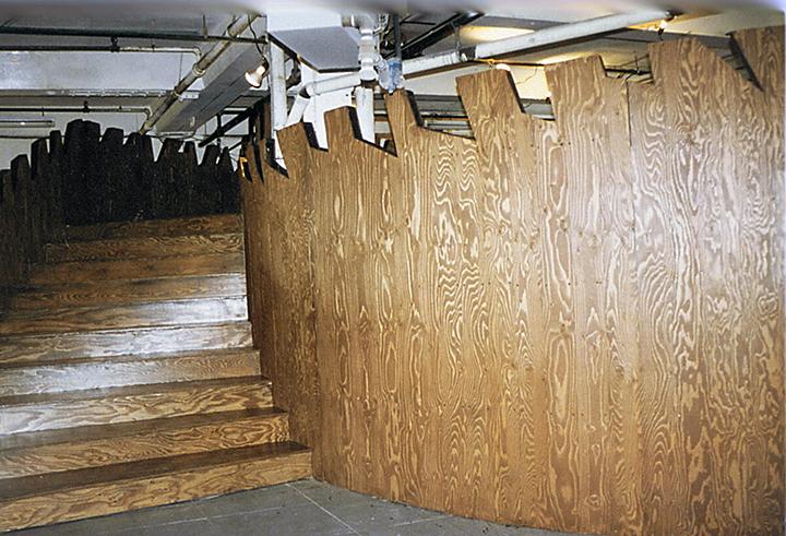 détail 1 escalier