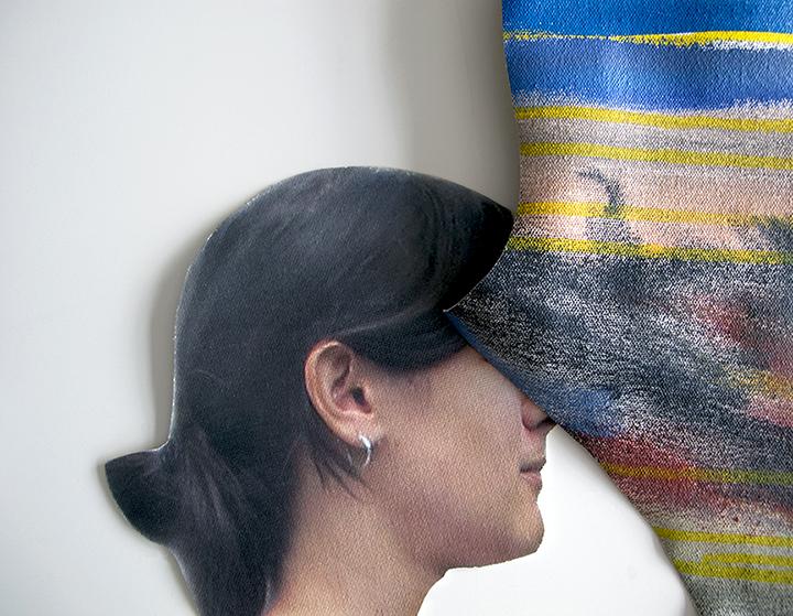 série portrait22018photographie/impression jet d'encre/papier 43x55cm