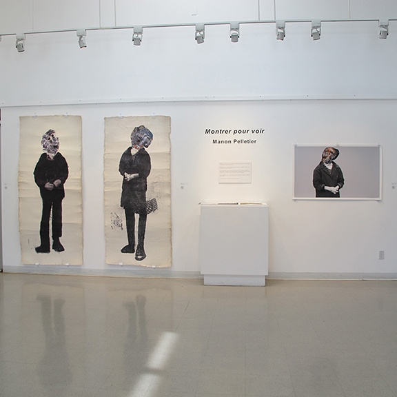 Montrer pour voir 2013  Centre culturel de Verdun Montréal